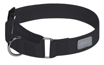 rukka Drop Web Collar Hundehalsband, black