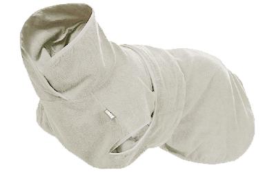rukka Hundebademantel Micro Light Bathrobe, beige