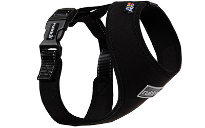 rukka Mini Comfort Harness Hundegeschirr, black