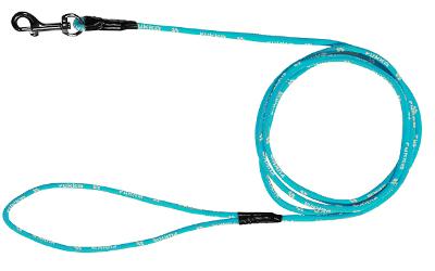 rukka Mini comfort leash Rundleine 6mm, türkis