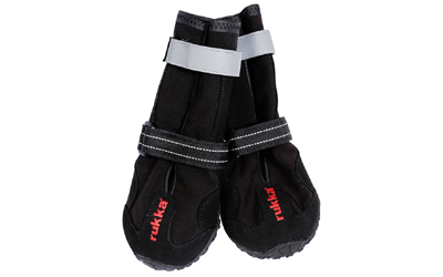 rukka Proff Boots Hundeschuhe, schwarz