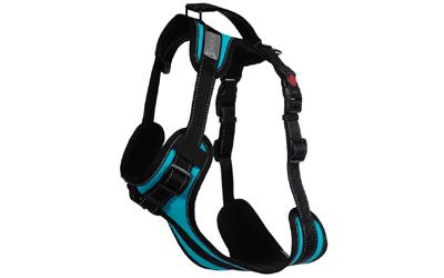rukka Solid Harness Hundegeschirr, blau