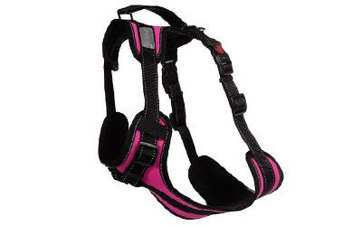 rukka Solid Harness Hundegeschirr, pink