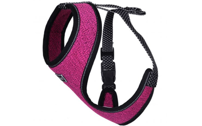rukka Star Mini Harness Hundegeschirr, pink