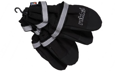 rukka Thermal Winter Shoes Hundeschuhe, schwarz