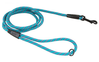 Hurtta Rundleine Mountain Rope, himbeer/farm/grau