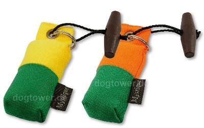 Schlüsselanhänger Dummy, zweifarbig