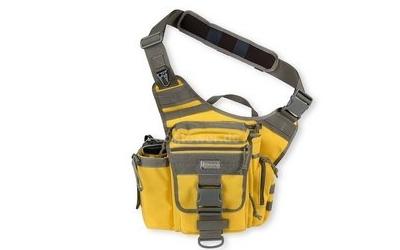 Maxpedition Jumbo Outdoortasche, signal gelb