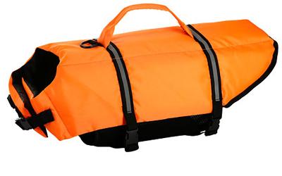 Hundeschwimmweste Sea, orange
