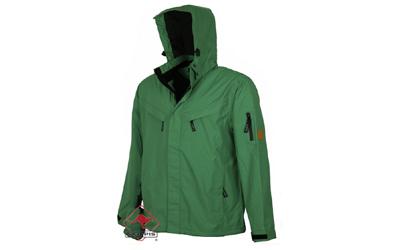 ce6adbc7dfb63a scippis Softshell Unisex Arnhem Jacke, grün