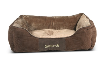 Scruffs Chester Box Bed braun