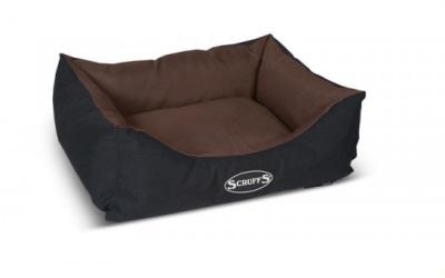 Scruffs Expedition Box Bett, braun