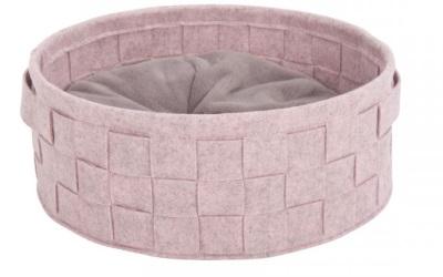Scruffs Habitat Feldbett Pearl, pink
