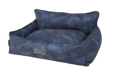 Scruffs Kensington Box Bed blau