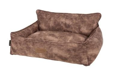 Scruffs Kensington Box Bed brown