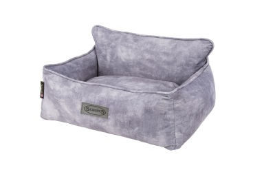 Scruffs Kensington Box Bed grau