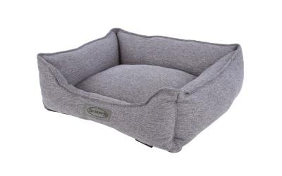 Scruffs Manhattan Box Bed dark grey
