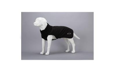 Scruffs Thermal Hundemantel, schwarz