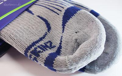 Hochfunktionale Socken aus der Sealskinz Kollektion