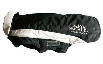 Wolters Skijacke Dogz Wear, schwarz/grau