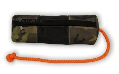 Hundedummy, camouflage