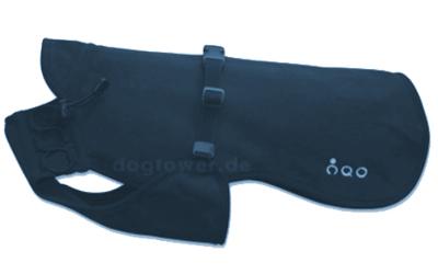 Softshell Hundemantel IQO VXf marine/graublau