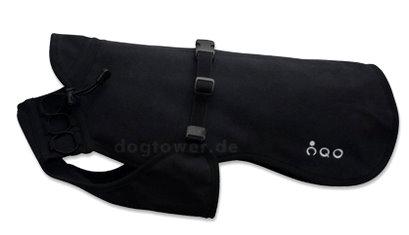 Softshell Hundemantel IQO VXf, schwarz