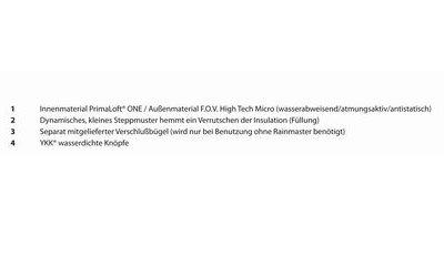 Details Hundemantel Coldmaster
