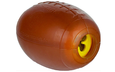 Starmark Treat Dispensing Football