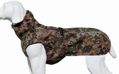 Stock & Stein Hundemantel Wintermaster, camouflage