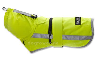 Hurtta Lifeguard Sturm Hoodie neongelb