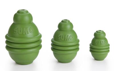 Sumo Play in grün