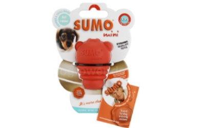 Sumo Play Mini, ideal für kleine Hunde