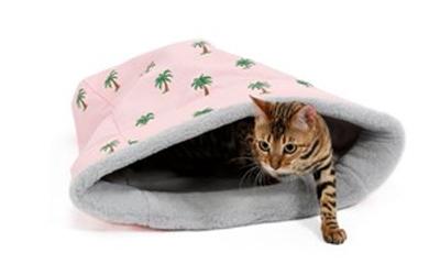 Ideal für kleine Hunde, aber auch für Katzen einsetzbar