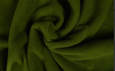Thermo-Fleece Hundemantel IQO XW, moos