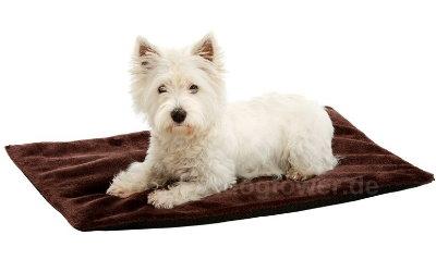 Thermo Top Hundedecke mit Wärme-Reflektion