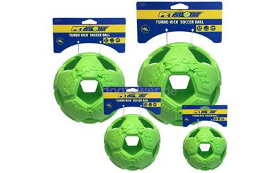 Turbo Kicker Soccer Ball in grün