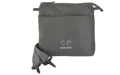 United Pets City Bag Outdoortasche, grau