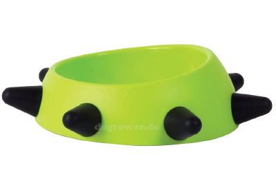 United Pets Hundenapf Boss, grün/schwarz