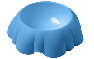United Pets Hundenapf Daisy, blau