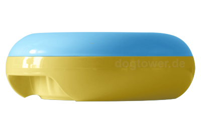 United Pets Hundenapf E.T., blau/gelb