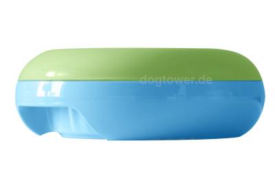 United Pets Hundenapf E.T., grün/blau