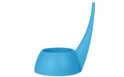 United Pets Hundenap Tail (Kunststoff), hellblau