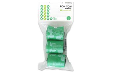 United Pets Kotbeutel Bon Ton Nano, grün