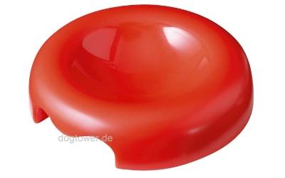 United Pets Kunststoff- Napf, rot
