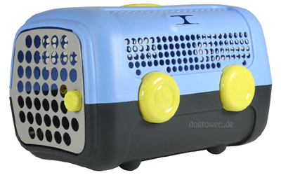 United Pets Transportbox A.U.T.O., hellblau