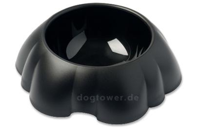United Pets Hundenapf Daisy, schwarz