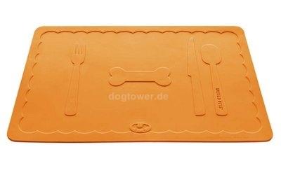 Napfunterlage Mustafa Slim, orange