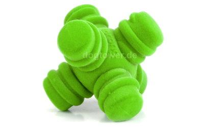 Sprong Cross Hundespielzeug in grün