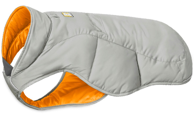 Winterjacke Ruffwear Quinzee, Cloudburst Gray
